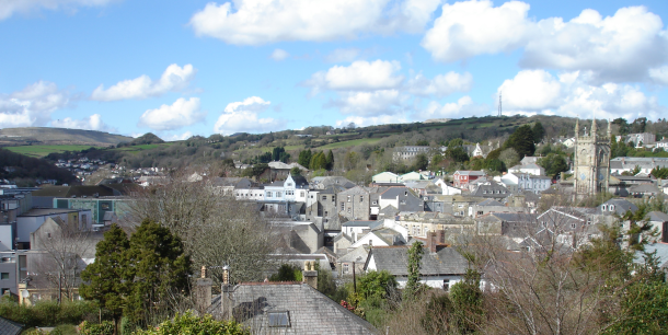 St Austell Town Centre 2